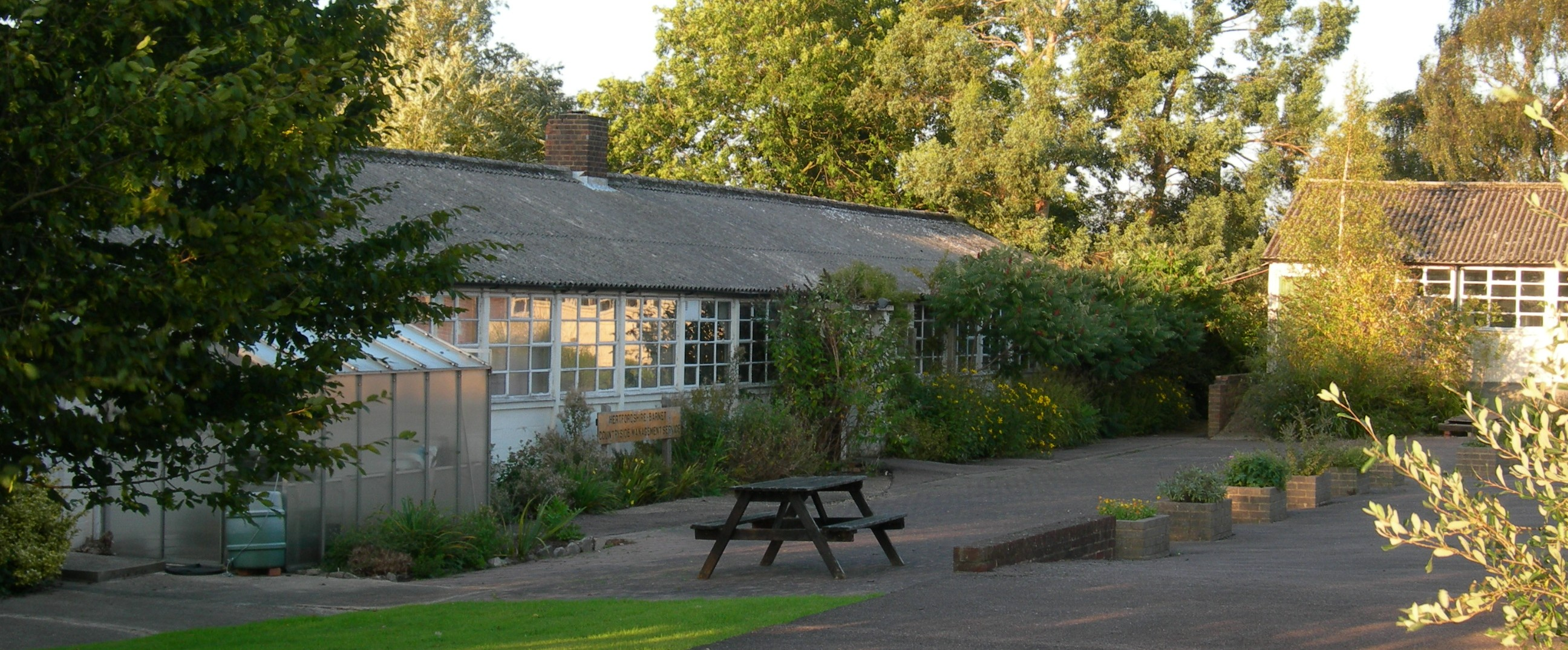 Our Classroom building due for demolition in 2015